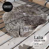 Concept} *Lalia Wood Table