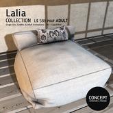 Concept} Lalia Pouf - Adult