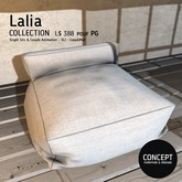 Concept} Lalia Pouf - PG