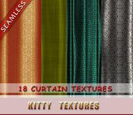 Kitty Textures - Curtain Textures
