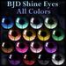 BJD Shine Eyes [All Colors]