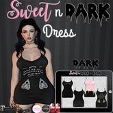 ::LL::DARK Sweet N Dark Dress {BOXED}