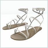 fri. - Faith.Sandals (Pearl)