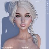 Elemiah - SHAPE 18 - for Lelutka Bento head Chloe & Maitreya