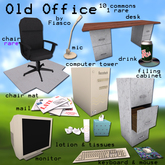 Fiasco - Old Office Chair RARE