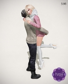 PURPLE POSES - Couple 598