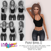 [KoKoLoReS] Photo Booth II pose pack *BENTO*