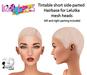 kokolores  tintable short side parted hairbase lelutka