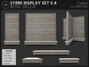 Store display set v.4 vendor