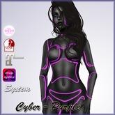 :[Even~Tide]: Cyber - Purple