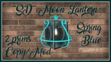 ~SD~ Moon Lantern ~  Spring Blue BAG