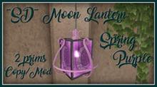 ~SD~ Moon Lantern ~ Spring Purple BAG