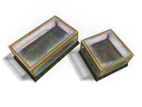 [Px] Reliquary Box Set {mesh}