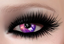 **A Forma** PROMO GIFT Galaxy Eyes (Catwa Eye Applier)