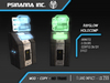 PsiNanna, Inc. RayGlow HoloComputer
