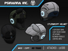 PsiNanna, Inc. SturmKopf Helmet
