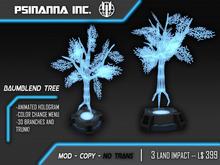 PsiNanna, Inc. BaumBlend HoloTree