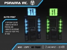 PsiNanna, Inc. Nutri-Print (BOX)