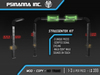 PsiNanna, Inc. Strassentek Kit - Streetlights and Traffic Signals