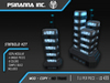 PsiNanna, Inc. Stadtbild Filler Building Kit