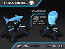 PsiNanna, Inc. HoloFountain