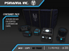PsiNanna, Inc. Container Pack