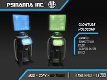 PsiNanna, Inc. GlowTube HoloComputer