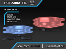 PsiNanna, Inc. HoloPlex Desktop PC