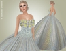 FaiRodis Sun in clouds gown  pack for all avatars