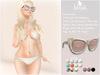 .BLUSH. Coco Sunglasses - 8 Patterns Mesh