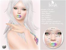 My Pretty Mess - Rainbow Makeup Set 01