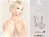 . BLUSH . Babygirl Earrings - 6 Colors - 6 Metals