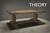 :: THEORY :  PINE TRESTLE TABLE BOXED