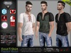 Ernst Fatpack Male Mens Top - Mesh - TMP, Adam, Slink, Aesthetic, Signature - FashionNatic