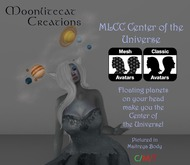 MLCC Center of the Universe Box