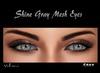 Yokami~Shine Gray Mesh Eyes