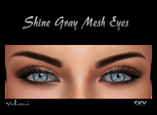 Yokami~Blue Sky Mesh Eyes