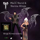 MLCC David & Davina Wings Box