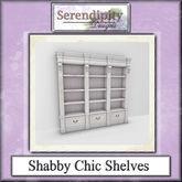Serendipity Designs - Shabby Chic Shelves