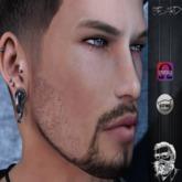 .::CDC Beard  Gift 06 Men Catwa / Omega (ADD_ME)