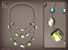 (Kunglers) miele necklace - Citrine
