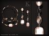 %28kunglers%29 miele earrings and bracelet   ad onyx