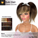 A&A Suki Hair Ombre Colors Pack. Womens Mesh Pigtails