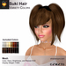A&A Suki Hair Variety Colors Pack. Womens Mesh Pigtails