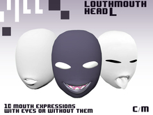 .:NULL:. LoudMouth Head L