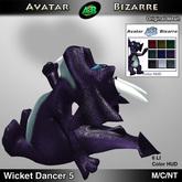 AB Dancing Wicket Dragon Decoration # 5