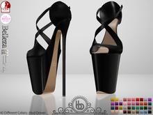 Bens Boutique - Karie High Heels - Hud Driven Maitreya,Slink(all),Belleza(all)
