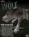 The Timber Wolf: An Interactive Animated Pet