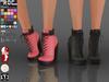 ::ROC:: Martens Boot! Heels