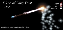 Wand of Fairy Dust